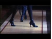 Piero's point of view - backstage Romeo Gigli